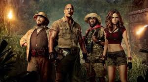 jungle film quentin tarantino jumanji welcome to the jungle tops domestic box office for third