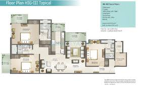 2 bhk 1250 sq ft apartment for sale in mahagun moderne at rs