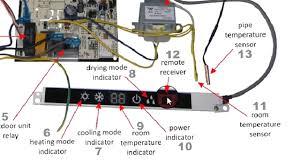 wiring diagram ac split floralfrocks