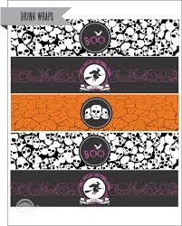 happy halloween banner free printable free halloween party printables from wcc designs catch my party
