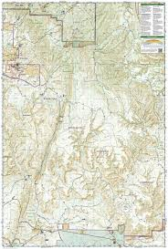 Escalante Utah Map by Grand Staircase Paunsaugunt Plateau Grand Staircase Escalante