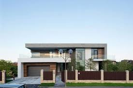 Modern House In Country Elegant Contemporary Country House In The Suburbs Of Pestovo