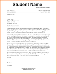 cover letter for graduate position sample example of an cover