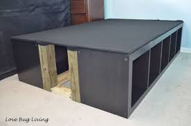 Grey Bedroom Furniture Ikea Bedroom Malm Platform Bed Ikea In Black For Cool Bedroom