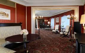 Restaurant Esszimmer In Berlin Ihre Suite In Berlin Unsere Präsidenten Suite Im The Westin