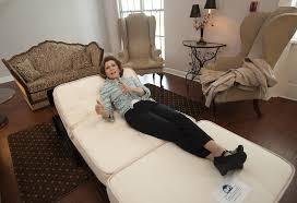 Castro Convertible Sleeper Sofa by Castro Unfolds The Family Business News Ocala Com Ocala Fl