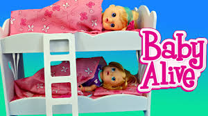 baby alive bunk beds from kidkraft great for twin dolls or 2 baby