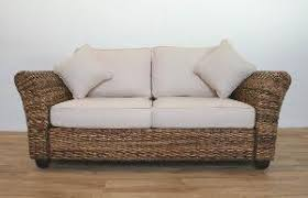 sofa rattan sofa two and 3 seater woven furniture home hotel and restaurant