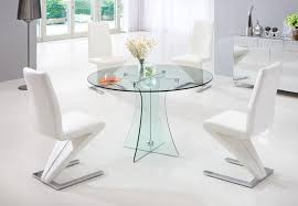 Glass Circular Dining Table Amazing Glass Circular Dining Table Dining Glass Table Best