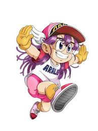 44 arale images dragon ball anime girls