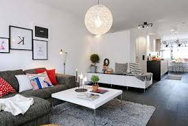 Furniture Ideas For Small Living Rooms General Living Room Ideas One Bedroom Apartment Decor Interior