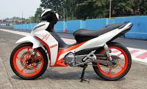 modifikasi drag jupiter z 2008 2014 modifikasi motor keren 2014 modifikasi yamaha jupiter z1 khusus untuk ajang balap Modifikasi Yamaha Jupiter Z1 Terbaru