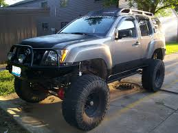 lifted nissan frontier need a few pictures of lifted xterra u0027s nissan xterra forum