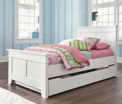 bedroom best white twin bed with trundle with blue wall design