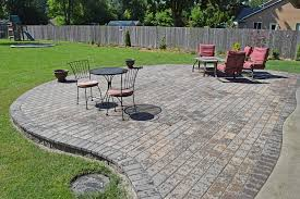 Raised Paver Patio Lovely Raised Patio Pavers Patio Design Ideas