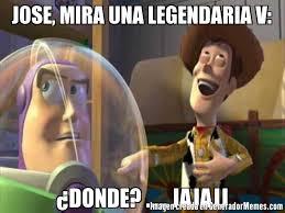 Memes De Toy Story - jose mira una legendaria v 眇donde jajajj meme de woody