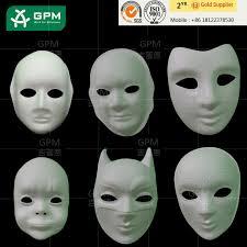 unpainted masks unpainted masks wholesale mask suppliers alibaba