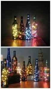 Beer Bottle Chandelier Diy You Don U0027t Have To Throw Your Used Bottles You Can Reuse Them