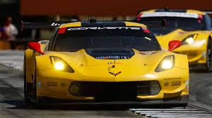 race to win corvette chevrolet corvette racing in class at le mans 24 test day