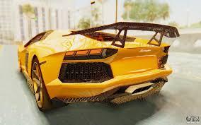 Lamborghini Aventador Dmc - lamborghini aventador lp700 4 dmc for gta san andreas