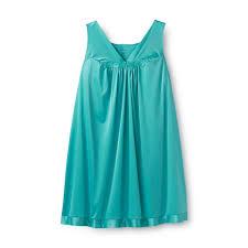 Vanity Fair Greensboro Nc Vanity Fair Women U0027s Plus Sleeveless Nightgown Sears
