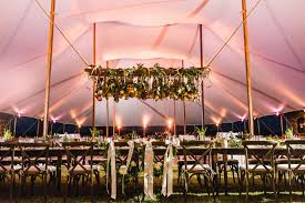 wedding tent lighting lake oconee wedding rentals creek goodwin events
