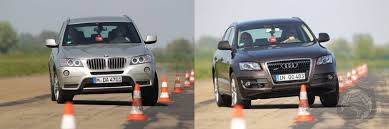 q5 vs bmw x3 comparison bmw x3 takes on audi q5 autospies auto