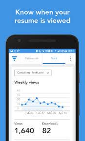 Resume Builder Google Drive Visualcv Resume Builder Android Apps On Google Play