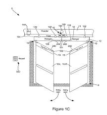 patent us8826598 delayed egress sliding door and method google