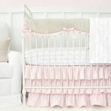 Pink And Gold Baby Bedding Nursery Beddings Crib Skirt Target Also Blush Pink And Gold Crib