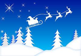 free illustration santa claus christmas card free image on