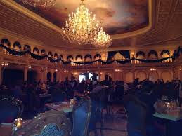 Disney World Dining Be Our Guest Restaurant Which Is Better - Beauty and the beast dining room