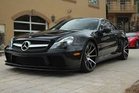 mercedes amg replica buy used mercedes sl65 amg black series replica by sarona