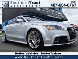 2012 audi tt convertible audi tt convertible in florida for sale used cars on buysellsearch