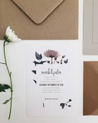 wedding invitations newcastle inspirational tulip wedding invitations jakartasearch