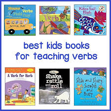 Resume Verbs For Teachers Childrens Books For Teaching Verbs List Of Best Picture Books