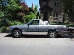 subaru pickup conversion down on the mile high street baffling honda accord pickup the