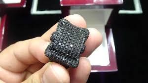 black diamond necklace images Mr chris da jeweler real black diamond necklace bracelet ring jpg