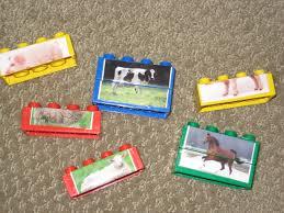 lego farm animal matching game wildflower ramblings