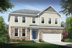 colonial home design meadow lakes new homes in north ridgeville oh