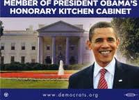 Obama Kitchen Cabinet Tdm Comics Post Up Character Wall Banners The Family Media Company