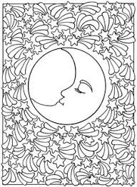 sun and moon coloring pages my image sense coloring pages for