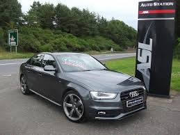 2013 audi a4 black edition cars for sale gumtree