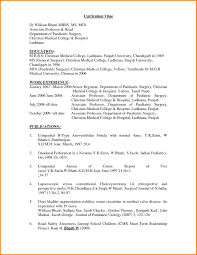 resume format for fresher teachers doctors ideas collection cv format mbbs fresher resume beautiful doctor