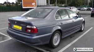 bmw 5 series mileage 2001 standard car 5 series for sale in united kingdom