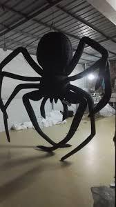 giant spider halloween decoration album on imgur giant spider web