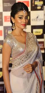 22 amazing pics of shriya saran in saree