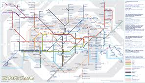 Boston Visitor Map by London Top Tourist Attractions Map Tube Underground Subway Metro