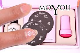 moyou nails easy nail art kitty set review and demo