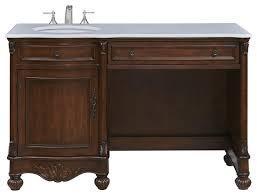 Single Bathroom Vanity Set Windsor 52